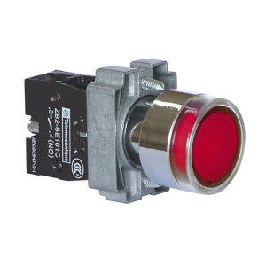 SCHNEIDER/施耐德电气 金属按钮 XB2-BW34M1C+ZB2BE101C ZB2BWM41C+ZB2BW34C+ZB2BE101C 1个
