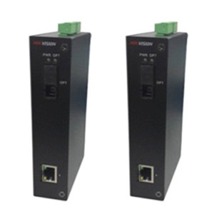 HIKVISION/海康威视 DS-3D201系列千兆光纤收发器 发送端DS-3D201T-A+接收端DS-3D201R-A 1对