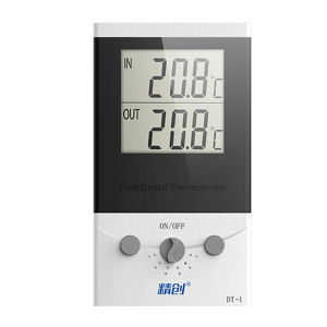 ELTECH/精创 温度计 DT-1(双探头) 1个