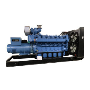 LZ/量子 发电机组 LZY-280GF(玉柴发动机YC6MJ480L-D20+特斯拉发电机TSL280GF) 280kW 国二排放 1台