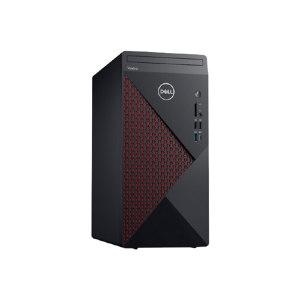 "DELL/戴尔 台式电脑 Vostro 5890 i5-11400F 16GB(16G×1)DDR4 256GB M.2+1TB RX640-4GB Windows 10 260W WiFi/蓝牙/串口/KB216+MS116 三年上门维修服务 黑红色 23.8"" 1台"