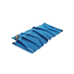 FUXI/伏夕 伏夕 水冷毛巾 FTCT5001 蓝色 20×90cm 烫银LOGO 1条