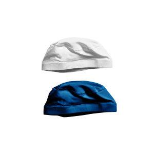 FUXI/伏夕 伏夕 水冷护帽 FTCHL6001 蓝色 均码 烫银LOGO 1顶