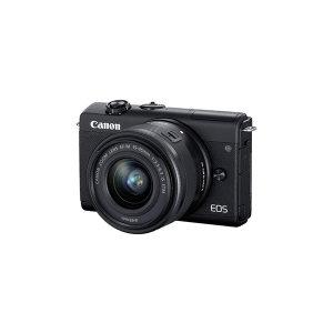 CANON/佳能 单反套装 机身EOS m200 2410万 镜头EF-S 18~55mm/4~5.6 IS STM 1台
