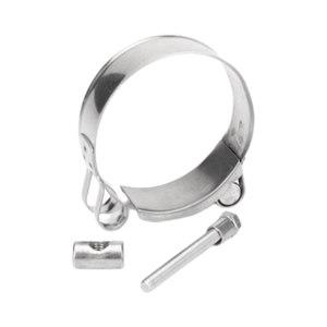 ZKH/震坤行 强力喉箍 φ140~φ148 不锈钢304 1个