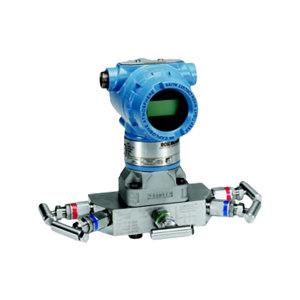 ROSEMOUNT/罗斯蒙特 压力变送器 3051CG3A22A1BS1M5HR5 0~100kPa DN40 PN40 1台