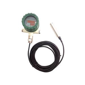 XYT/兴宇腾 智能投入式液位控制器 QYK200 壳体压铸铝 量程0~5m 螺纹G1/2 输出继电器4~20mA 数码LED显示 精度5% 线缆长5m 1支