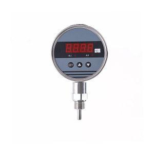 XYT/兴宇腾 温度控制器 QTK104 φ10mm 壳体不锈钢 芯体PT100传感器 量程-50~100℃ 螺纹规格G1/2 继电器输出 LED显示 径向 插深20mm 1个