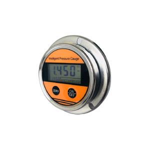 XYT/兴宇腾 数显温度表 QTB108 φ10mm 壳体ABS不锈钢 芯体PT100传感器 量程-50~150℃ 螺纹规格G1/2 LCD显示 轴向 插深10mm 1支