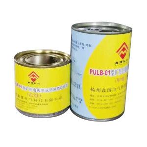XBX/鑫博祥 矿用橡套电缆阻燃聚氨酯冷补胶 PULB-01 A230g+B120g 1套