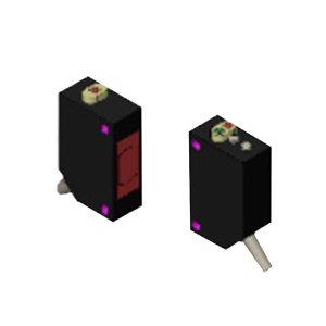 OMRON/欧姆龙 E3Z系列内置小型放大器型光电传感器 E3Z-T61 2M BY OMC  包含E3Z-T61-L和E3Z-T61-D 1个