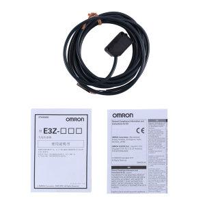 OMRON/欧姆龙 E3Z系列内置小型放大器型光电传感器 E3Z-D61 2M BY OMC 1个