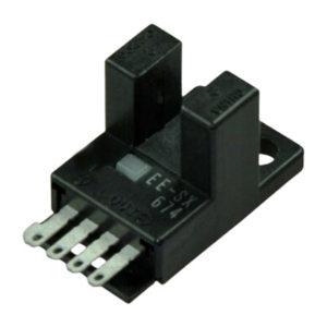 OMRON/欧姆龙 EE-SX67系列对射型(凹槽)微型光电传感器 EE-SX674 1个