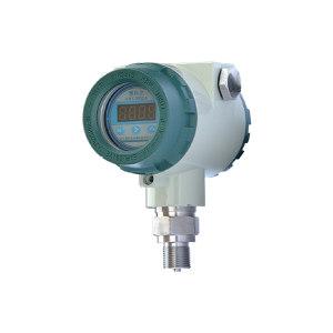 VACORDA/惠科达 压力变送器+第三方检验 HBY209T-4-80CL-30M 测量范围-0.1~0.5MPa 外螺纹M20×1.5mm 输出信号4~20mA 二线制 电源DC24V 精度0.5% 带LED显示 材质蒙乃尔 耐氟/氯 每台各配一台二次表 1个