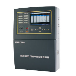 DELTM/德尔姆 气体报警控制器 DMC3000 1个