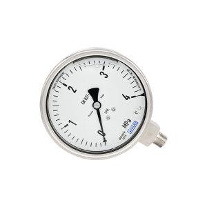WIKA/威卡 压力表 233.50.100 0~1MPa 径向 M20×1.5 耐震 接液材质不锈钢  1个