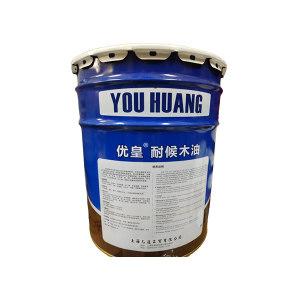 YOUHUANG/优皇 耐候木油 防腐型 柚木色 15L 1桶