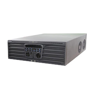 HIKVISION/海康威视 DS-8600N-I16系列硬盘录像机 DS-8632N-I16 16路同步回放 不支持POE供电 视频输入数32路 盘位数16 单块硬盘最大容量10TB 含安装 1台