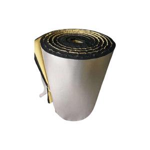 XINYUANRUI/鑫元瑞 B2级橡塑板 1000×10000×20mm 背面带胶 正面带锡纸 1卷
