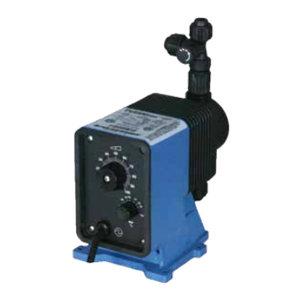 "PULSAFEEDER/帕斯菲达 隔膜泵 LB04SB-PTC1-XXX 最大流量0.0038m3/h 接口1/4""×3/8"" 最大工作压力7bar 聚四氟乙烯膜片 吸上高度1m 1台"