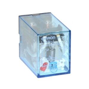 OMRON/欧姆龙 LYJ系列一般通用继电器 LY2N-J AC220/240 BY OMI 1个