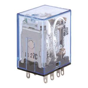 OMRON/欧姆龙 MY-GS系列微型功率继电器 MY2N-GS DC24 BY OMZ/C 1个