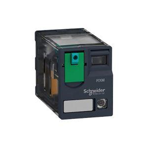 SCHNEIDER/施耐德电气 RXM 中间继电器 RXM4AB2BD 1个