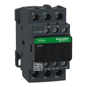 SCHNEIDER/施耐德电气 TESYS D系列交流接触器 LC1-D25M7C LC1D25M7C 1个