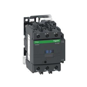 SCHNEIDER/施耐德电气 TESYS D系列交流接触器 LC1-D80M7C 1个