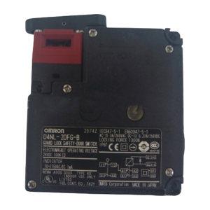 OMRON/欧姆龙 D4NL系列电磁锁定安全门开关 D4NL-2DFG-B 1个
