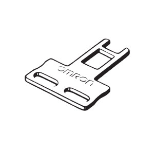 OMRON/欧姆龙 D4DS-K系列安全门开关操作钥匙(水平安装) D4DS-K1 1个
