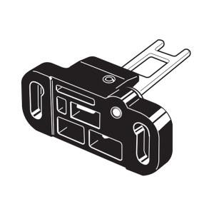 OMRON/欧姆龙 D4DS-K系列安全门开关操作钥匙(可调水平/垂直安装) D4DS-K5 1个