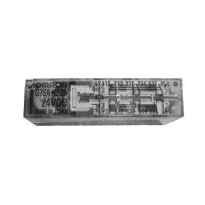 OMRON/欧姆龙 G7SA系列安全继电器 G7SA-4A2B DC24 1个