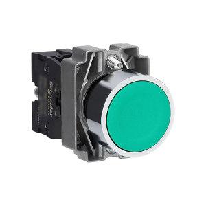 SCHNEIDER/施耐德电气 金属按钮 XB2-BA31C ZB2BZ101C+ZB2BA3C 1个