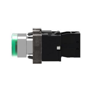 SCHNEIDER/施耐德电气 金属按钮 XB2-BW33B1C ZB2BWB31C+ZB2BW33C 1个