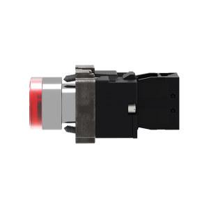 SCHNEIDER/施耐德电气 金属按钮 XB2-BW34B1C ZB2BWB41C+ZB2BW34C 1个