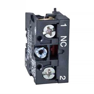 SCHNEIDER/施耐德电气 按钮辅助触点 ZB2-BE102C ZB2BE102C 1个