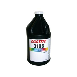 LOCTITE/乐泰 UV固化胶-增韧型 3106UV 透明 1L 1桶