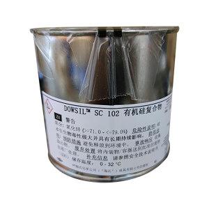 DOWSIL/陶熙 导热硅脂-超低热阻型 SC102 低挥发 1kg 1罐