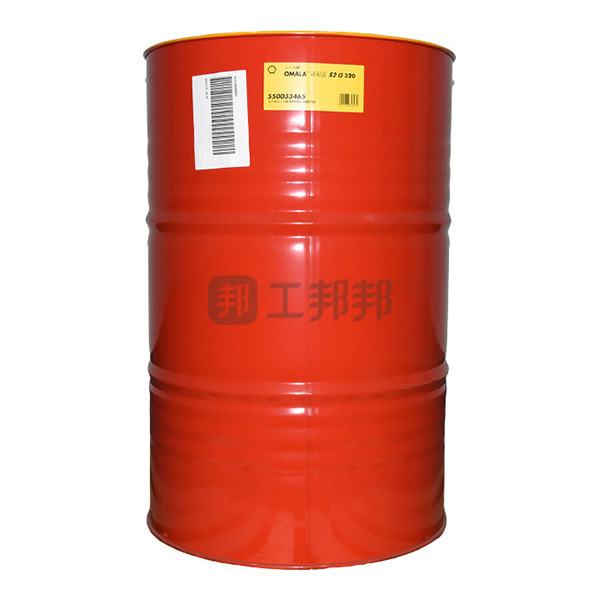 SHELL/壳牌 矿物型通用齿轮油 OMALA-S2G320 209L 1桶