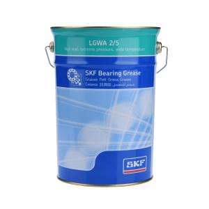 SKF/斯凯孚 润滑剂 LGWA 2/5 5kg 1桶