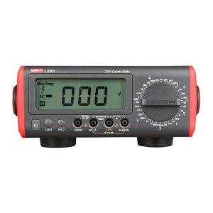 UNI-T/优利德 台式数字万用表 UT801 双显示自动量程多用表 1台