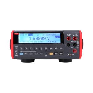UNI-T/优利德 台式数字万用表 UT805A 200000计数的自动量程真有效值 基本精度达到0.015% 1台