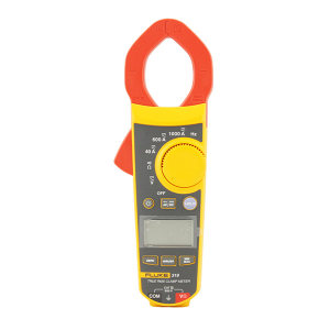 FLUKE/福禄克 钳形表 FLUKE-319 独特的40A小量程、高准确度电流测试--0.01A高分辨率,1.6%高精度测量 适合狭窄空间内使用 1个