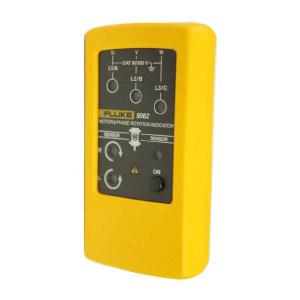 FLUKE/福禄克 马达相序指示仪 FLUKE-9062 三相指示 无需接触,即可确定电机的旋转方向 1台