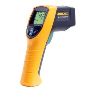 FLUKE/福禄克 二合一红外测温仪 FLUKE-561 测量范围:-40℃~550℃兼容所有标准的小型连接器K型热电偶 1台