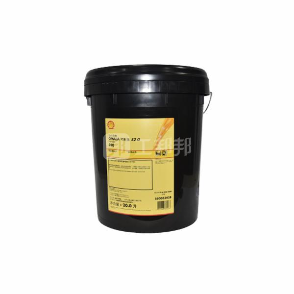 SHELL/壳牌 齿轮油 OMALA-S2G220 20L 1桶
