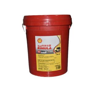 SHELL/壳牌 经济型柴油机油 RIMULA-R2-EXTRA-15W40 18L 1桶