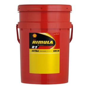 SHELL/壳牌 经济型柴油机油 RIMULA-R2-EXTRA-20W50 18L 1桶