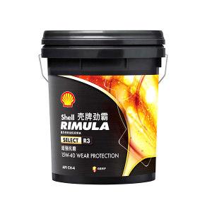 SHELL/壳牌 增压型柴油机油 RIMULA-R3-TURBO-15W40 18L 1桶